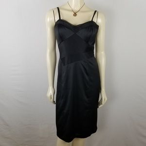 BCBG Paris sleeveless Cocktail dress 8